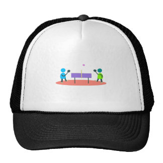 ping-pong casquette