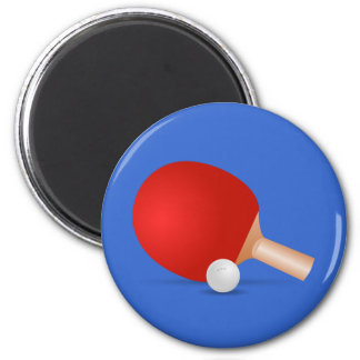 Ping-pong Magnet Rond 8 Cm