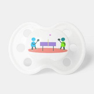 ping-pong tétine