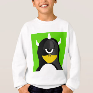 Pingouin de cyclopes sweatshirt