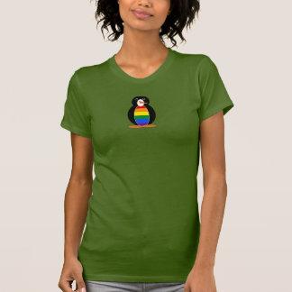 Pingouin de gay pride -- Pingouin de LGBT T-shirts