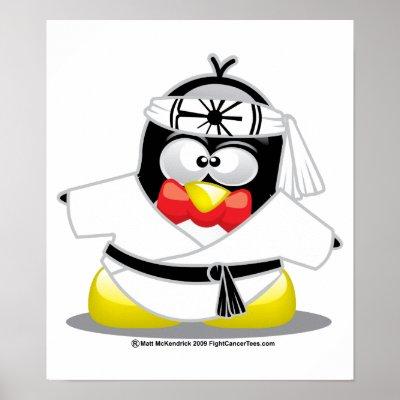 Photos du pingouin - Page 3 Pingouin_de_karate_poster-r39f3734f4dad4775a565e82ea3e186a9_i0t_400