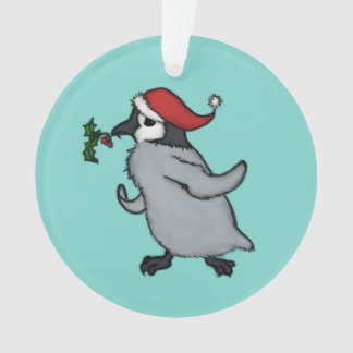 Pingouin de Noël