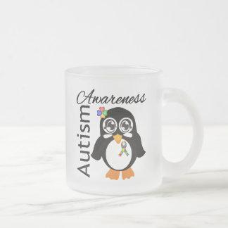 Pingouin de sensibilisation sur l'autisme mug