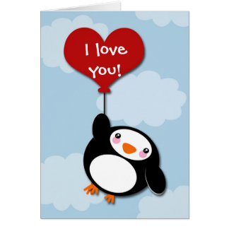 PINGOUIN de Valentine - carte