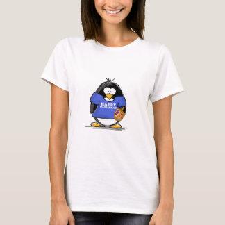 Pingouin heureux de Hanoukka T-shirt