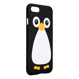 Pingouin mignon de vecteur coque iPhone 7