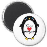Pingouin mignon magnets