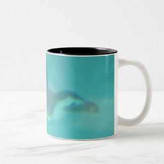 Pingouin Mug Bicolore