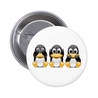 Pingouins Badge