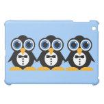 pingouins coque pour iPad mini