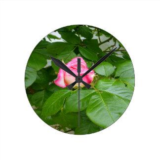 Pink Horloge Ronde