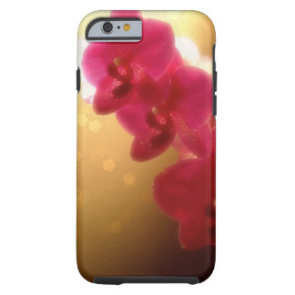 Pink orchid coque tough iPhone 6