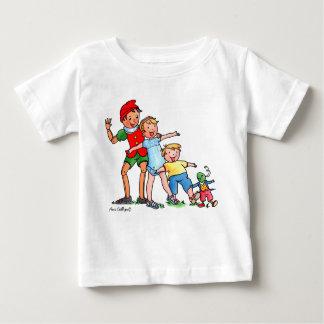 Pinocchio et amis - T-shirt de bébé