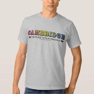 Pinochle superbe de rad t-shirt