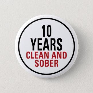Pin's 10 ans nettoient et assagissent