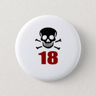Pin's 18 conceptions d'anniversaire