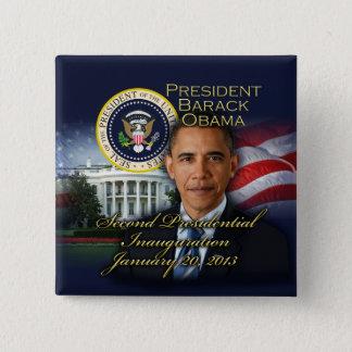 Pin's 2ème inauguration du Président Obama
