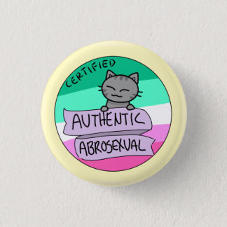 Pin's Abrosexual authentique