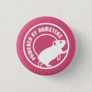 Pin's Actionné par des hamsters
