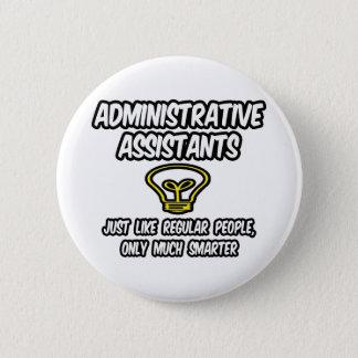 Pin's Admin. Personnes régulières d'assistants…,