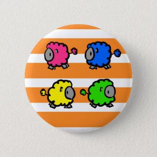 Pin's Agneaux colorés