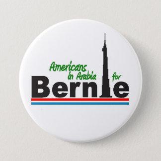 Pin's Américains en Arabie pour Bernie