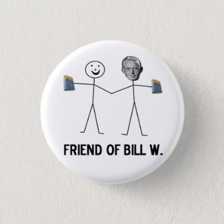 Pin's Ami de Bill W. - célébrez la récupération