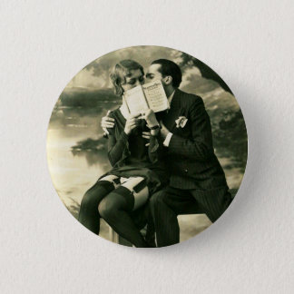 Pin's Amour sexy de couples de Pin- de cru de secrets