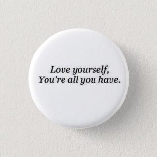Pin's Amour vous-même