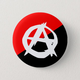 Pin's Anarchiste avec un symbole, Colombie