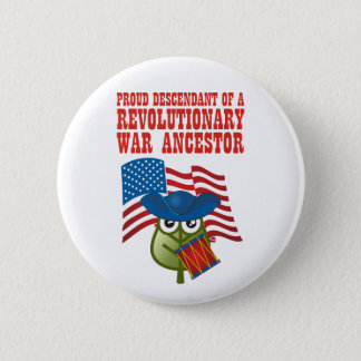 Pin's Ancêtre révolutionnaire de guerre