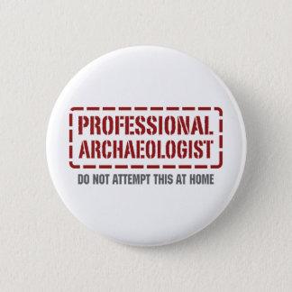 Pin's Archéologue professionnel