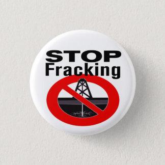 Pin's Arrêtez Fracking aujourd'hui !