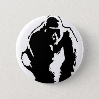 Pin's Art de bruit de gorille
