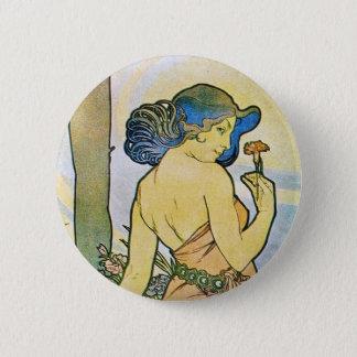 Pin's Art romantique vintage