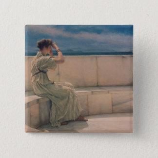 Pin's Attentes d'Alma-Tadema |, 1885