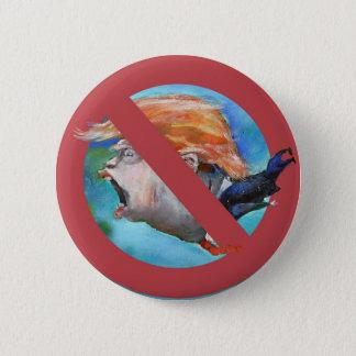 Pin's Aucun bouton de Donald Trump