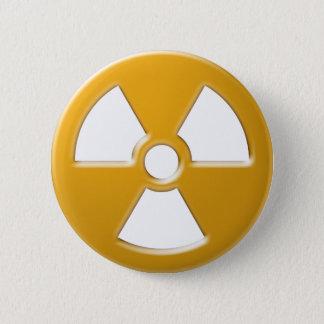 Pin's Avertissement nucléaire