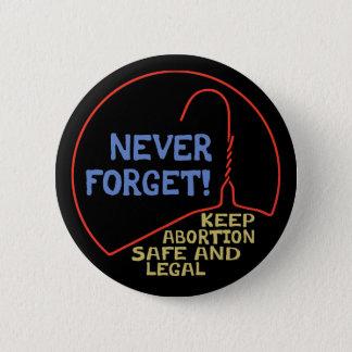 Pin's Avortement sûr et juridique