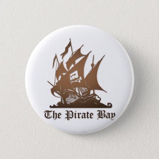 Pin's Baie de pirate, piraterie illégale d'Internet de