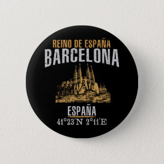 Pin's Barcelone