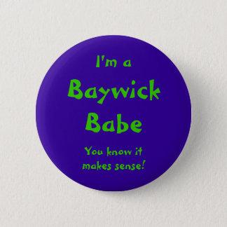 Pin's Bébé de Baywick