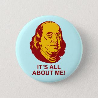 Pin's Benjamin Franklin
