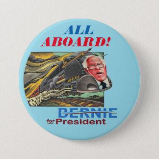Pin's Bernie pour le Président Express