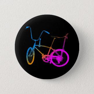 Pin's Bicyclette vintage des années 80 de tigre de Corey