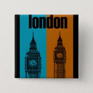 Pin's Big Ben à Londres, Ver. 2