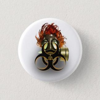 Pin's </biohazard> insigne