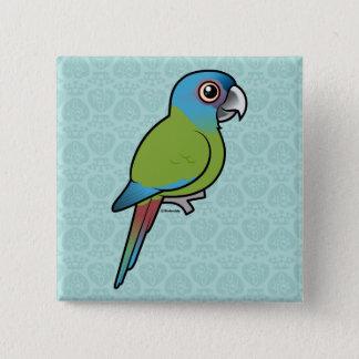 Pin's Birdorable Bleu-a dirigé l'ara