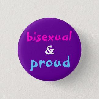 Pin's Bisexuel et fier